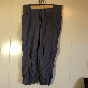 The north face Aphrodite Capri Hiking pants medium